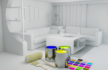 PROFESSIONAL PAINT & WALLPAPER CONTRACTORS SERVICES IN MONTREAL
